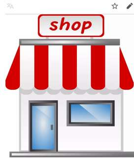 Shop main road market govind nagar