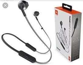 JBL tune 205bt bluetooth headset