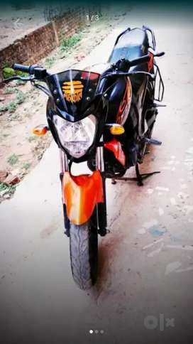 One hand used bike only for official work