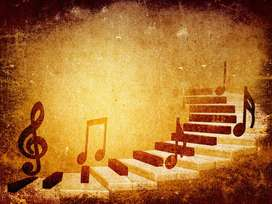 Learn Basic and Latest Music Online in very negotiable fees