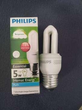 Lampu Philip Essential 5 watt