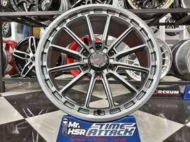 Velg Mobil R20 Velg Racing HSR cocok untuk pajero fortuner dll..