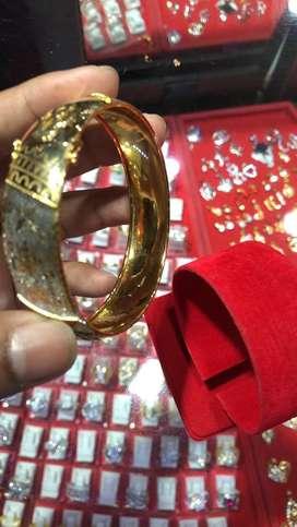 Terima emas dan berlian tanpa surat