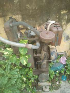 Generator is in good condition