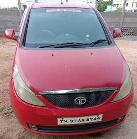 Tata Indica Vista Terra Quadrajet BS-III, 2010, Diesel