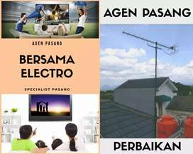 Antena Tv, Antena Tv, Antena Tv Pasang Pancoran Mas