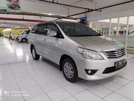 Toyota Innova G 2.0 At 2013