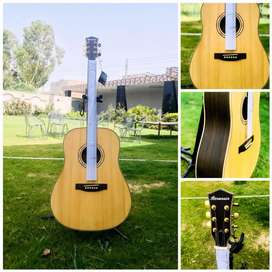 New semi and acoutic guitar jumbo for sale in hole sale