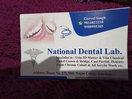 National dental lab