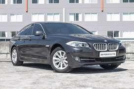 BMW 520D NIK 2012 Sophisto Grey On Oyster