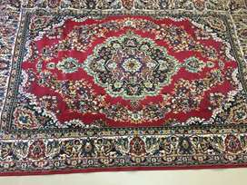Imported Used Red Carpet Turkish Style for immediate salle