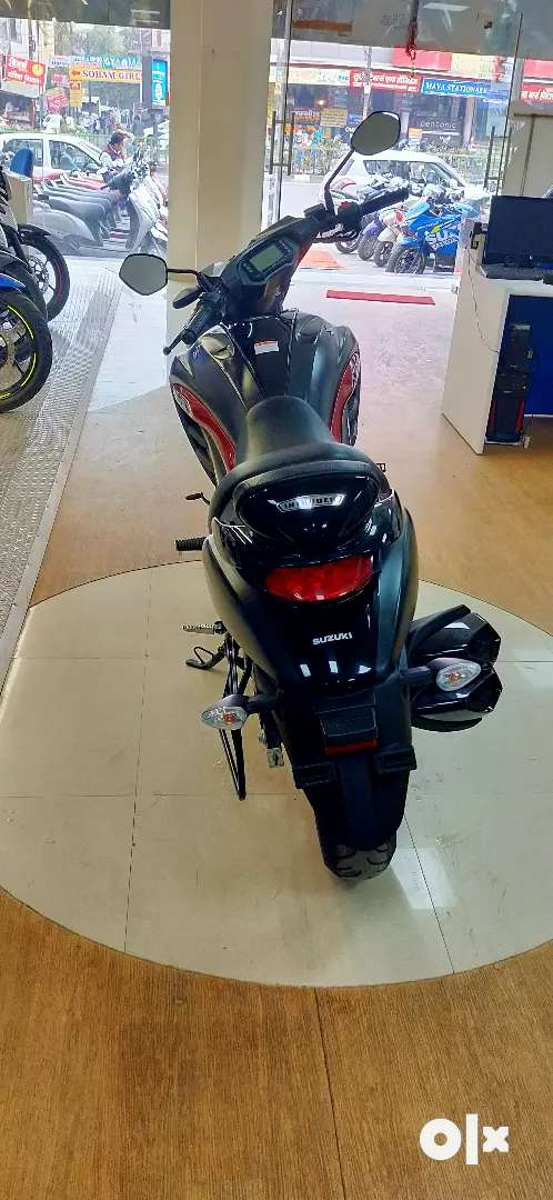 New brand Suzuki Intruder bike from Ex showroom 0