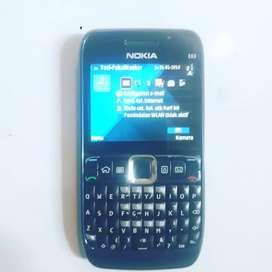 Nokia E63 Second Normal Original