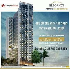 Nice undrer construction tower at Goregaon east