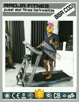 Toko alat fitnes >> treadmil auto incline total>08.88