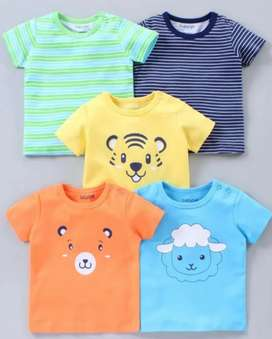 5  stylish tshirts for just RS.2000