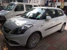 Swift Dzire at its best rest and condition