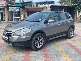 Maruti Suzuki S-Cross Sigma 1.3, 2016, Diesel