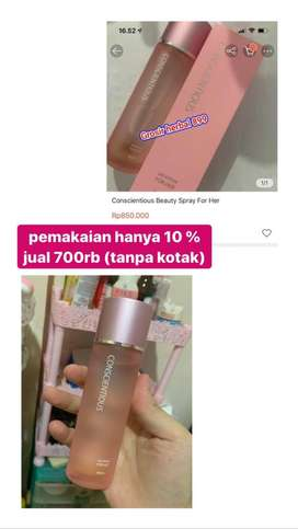 CONSCIENTIOUS TONER FOR HER (WOMAN)
