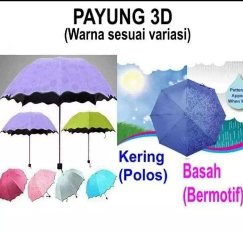 Payung magic 3D 0