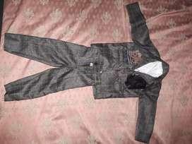 Three setups Boy dresses  1 to 3years