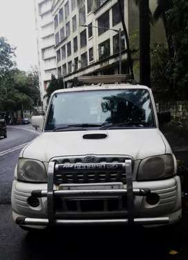 Mahindra Scorpio 2007 Diesel Well Maintained with VIP no. 4 New tyres.