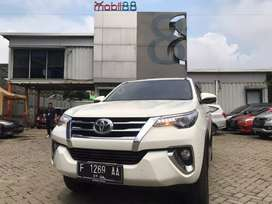 Toyota fortuner vrz autometic 2019