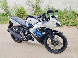 Yamaha R15s well maintained company service