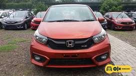 [Mobil Baru] Honda Brio RS CVT AT 1.2 Gress 100%
