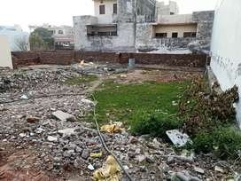 Plot for sale Anand nagar a extension 30*50=166gj