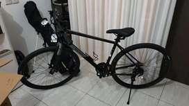 Sepeda Polygon path 3 2021 ukuran L special edition