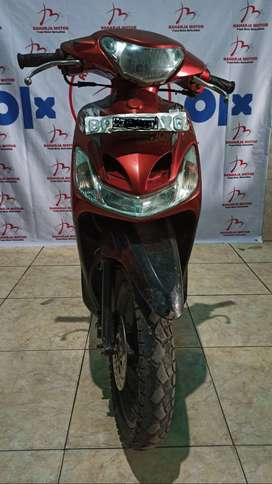 Yamaha New Mio 2009 (Raharja Motor)