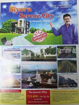 DTCP Approved Open plots for sale at Warangal Highway- Highway locatio