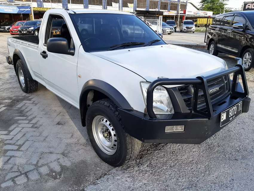 dmax pick up 4x4 2011.