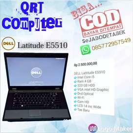 Laptop Murah/Dell Latitude E5510/Core i5