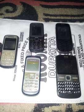 nokia not working phones