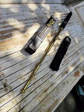 Pentungan polisi tongkat baton stick stik knock TNI knok