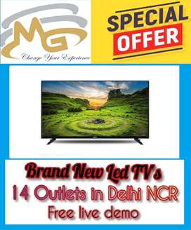 """32 """" simple LED TV {{ Biggest Weekend SALE }} Call now for LIVE DEMO"""