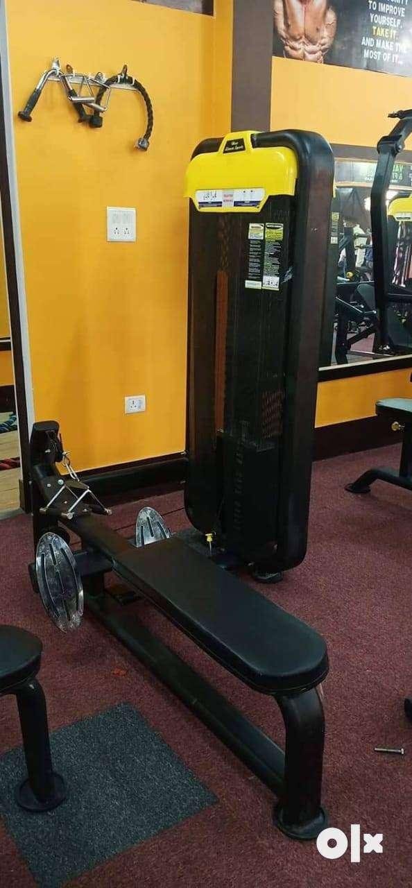 New gym set up 0