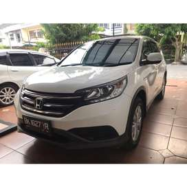 Honda all new crv 2014 manual original