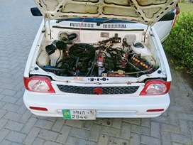 MEHRAN 2008 Jenion Documents With AC, CNG