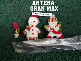 Minggu Buka ^_^ antena radio Grandmax, all new avanza Ready Vm36