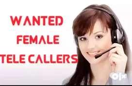 Tallented telecaller Required.