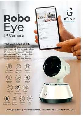 Igear RoboEye security camera