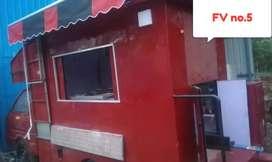 Food van manufacturer RV MOTORS