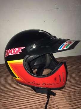 HELM BMX CLASSIC CROSS RACE