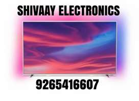 Get the best quality Android smart tv in shivaay ELECTRONICS