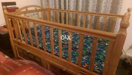 Imported Baby Cot for Sell