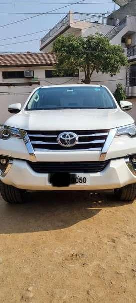 Toyota Fortuner 2019 Diesel Good Condition