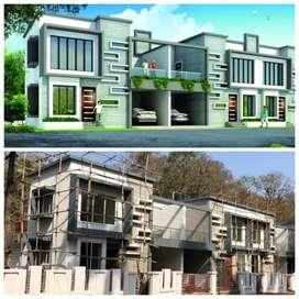 3 bhk row villa for sale